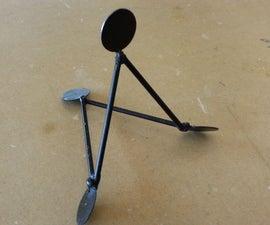 "How to make a ""walking target"" for airsoft/BB guns/slingshot"