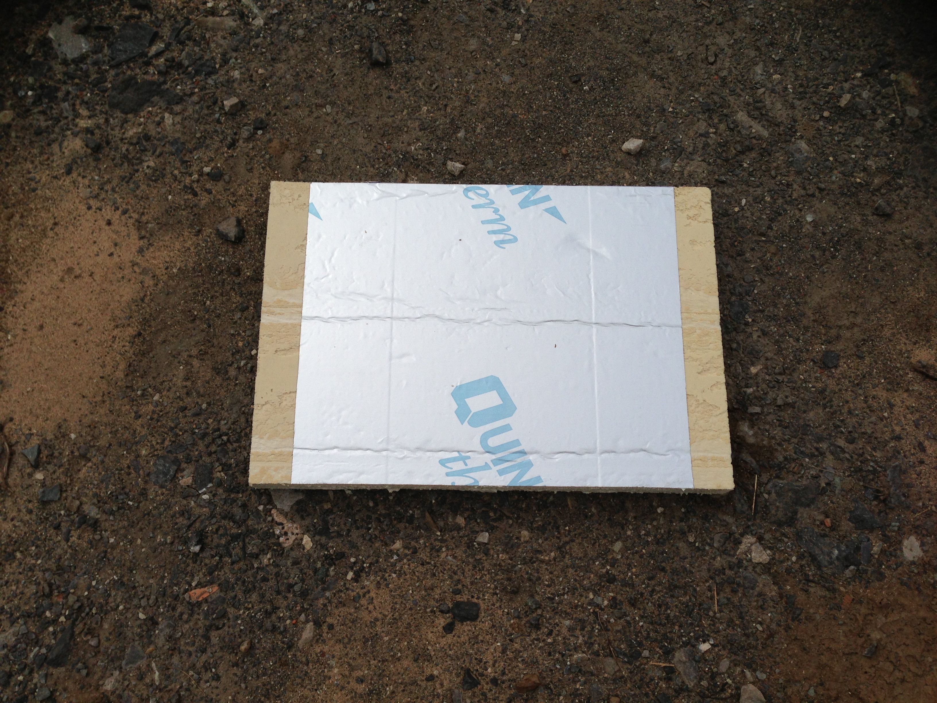 Picture of Cut Insulation Boards to Size