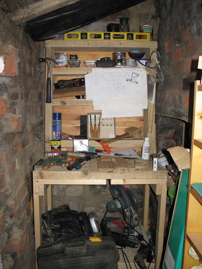 "Picture of The ""Cludgie"" Workshop"
