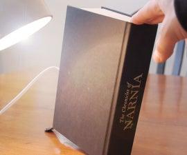 Secret Book Light Switch