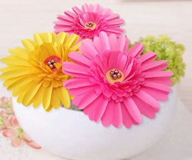 How to Make Beautiful Paper Daisy Flowers?