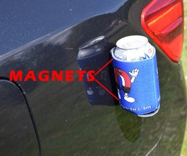 Magnetic Koozie