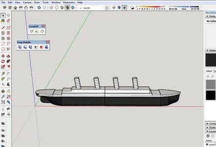 Create a Solid Geometry 3D Model