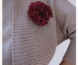 Fabric Carnation Tutorial