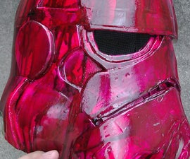 Starwars Stormtrooper Helmet Using Eva Foam