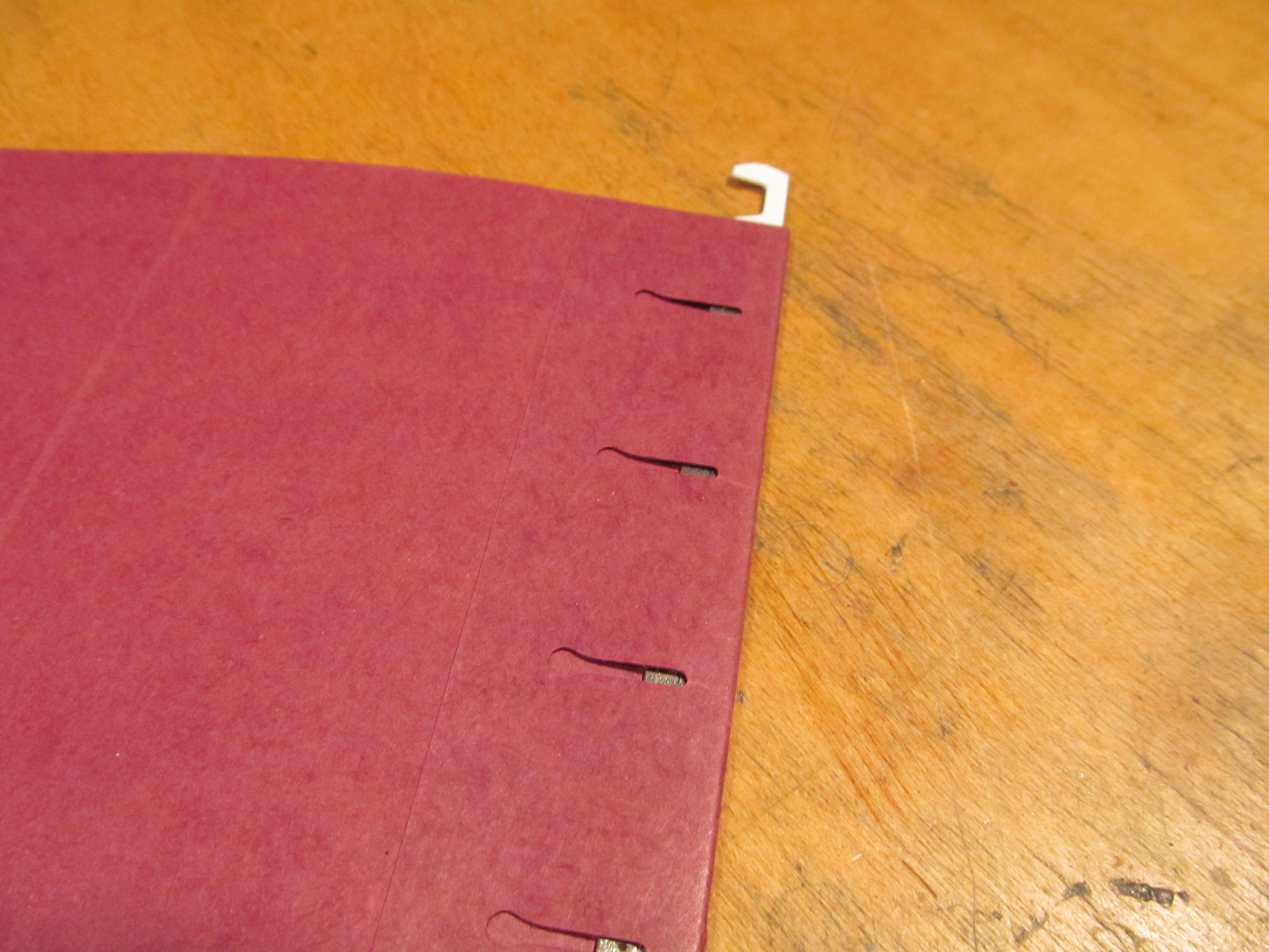 Picture of Another Use for a File Divider