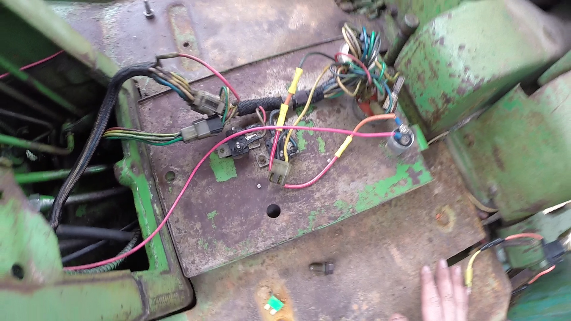 Picture of Find a Place and Install the Secondary Solenoid.