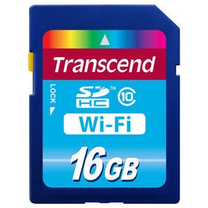 The Wi - Fi SD Card