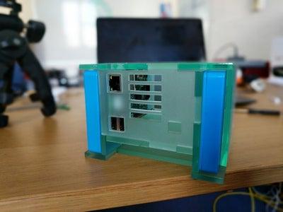 The NAS-pi Box