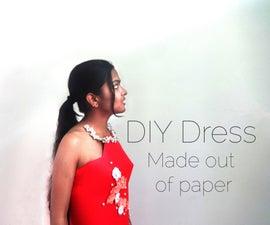 DIY全尺寸的衣服,完全缺纸!