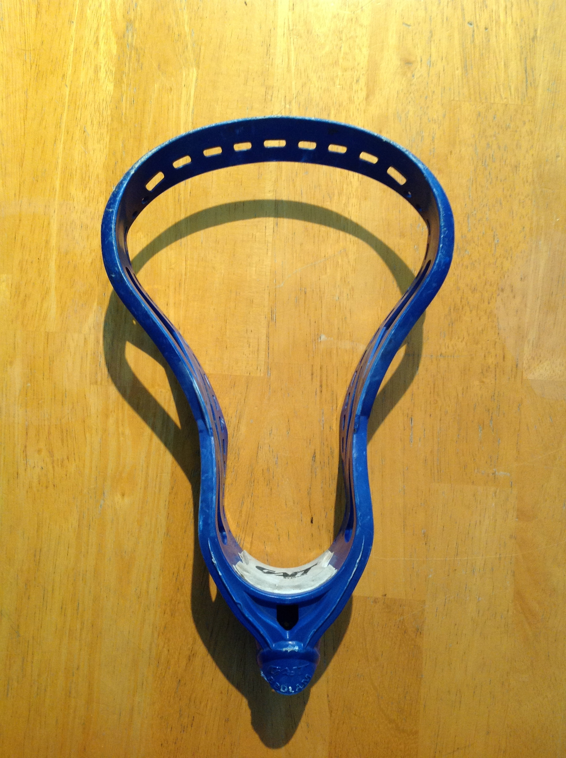 Picture of How to Pinch a Lacrosse Head