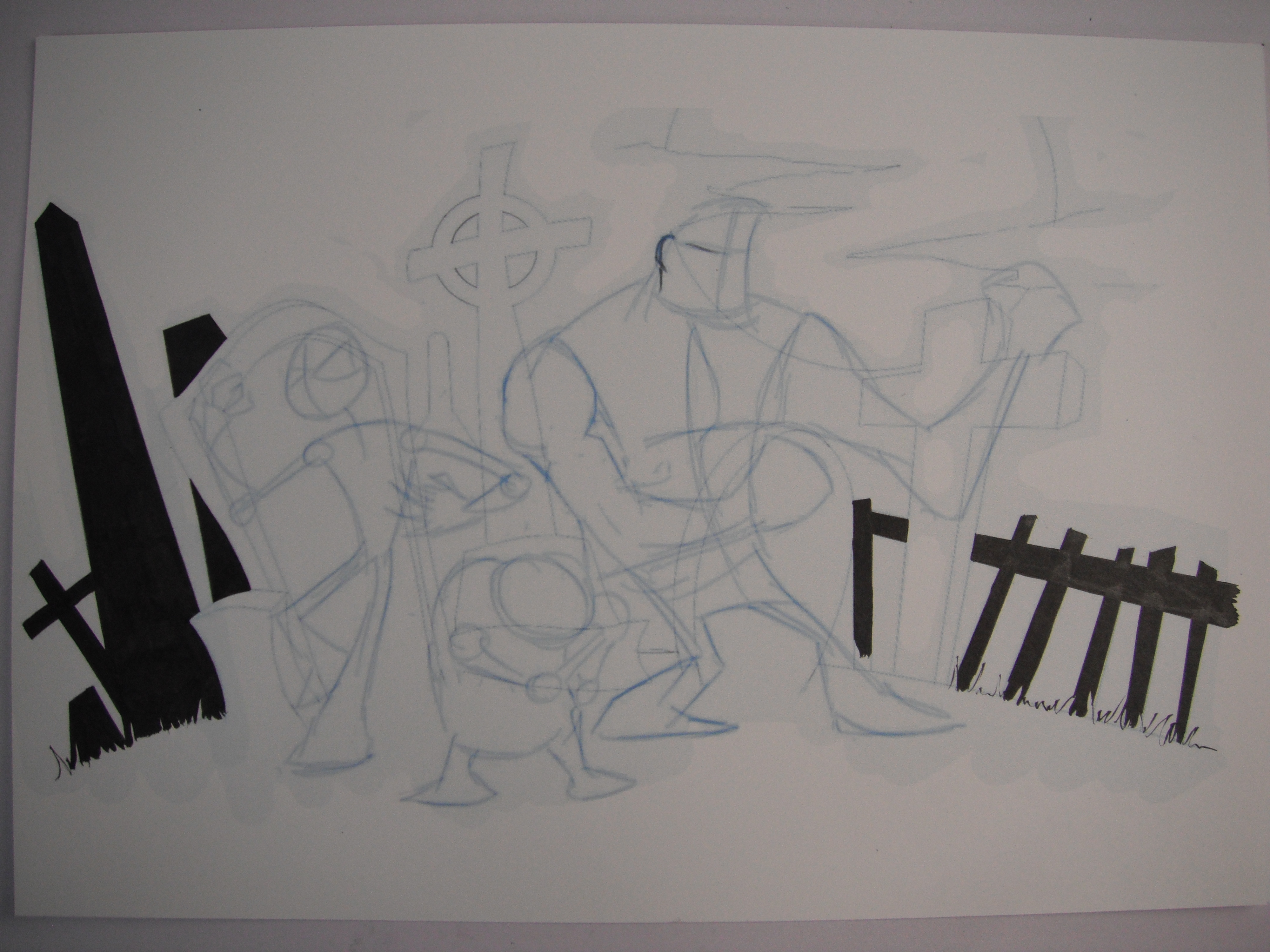 Picture of Starting to Ink