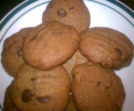 THE Best Chewy Nutella-Chocolate Chip Cookies