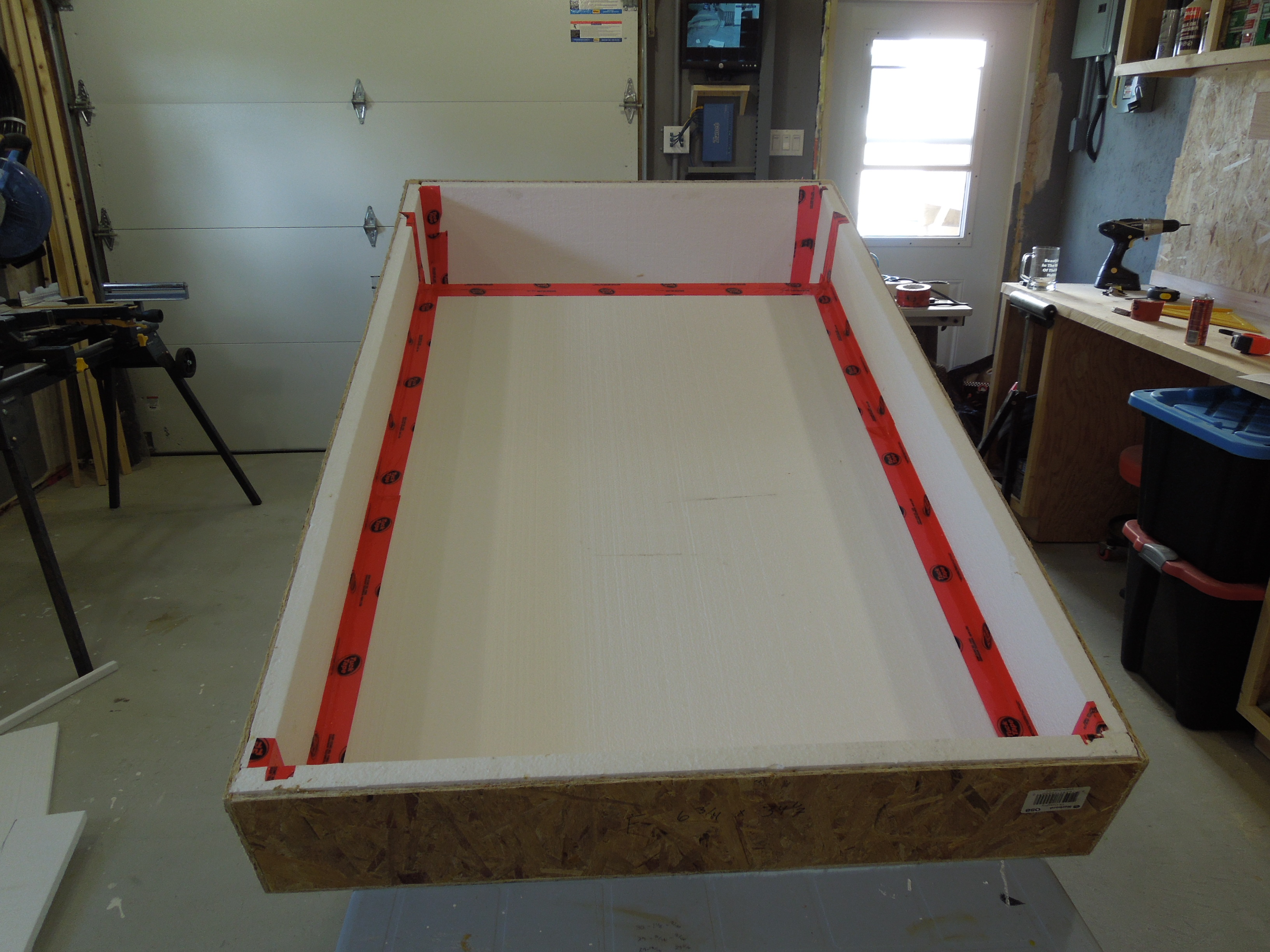 Picture of The Foamboard Insulation