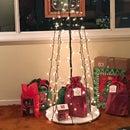 Christmas Light Tree