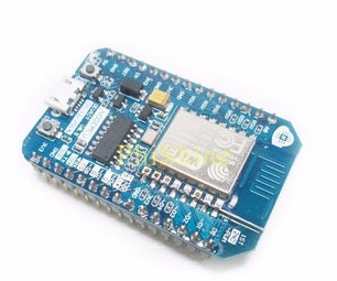 Upgrading NodeMCU Firmware to V1.5 on EPS8266 (ESP-12E)