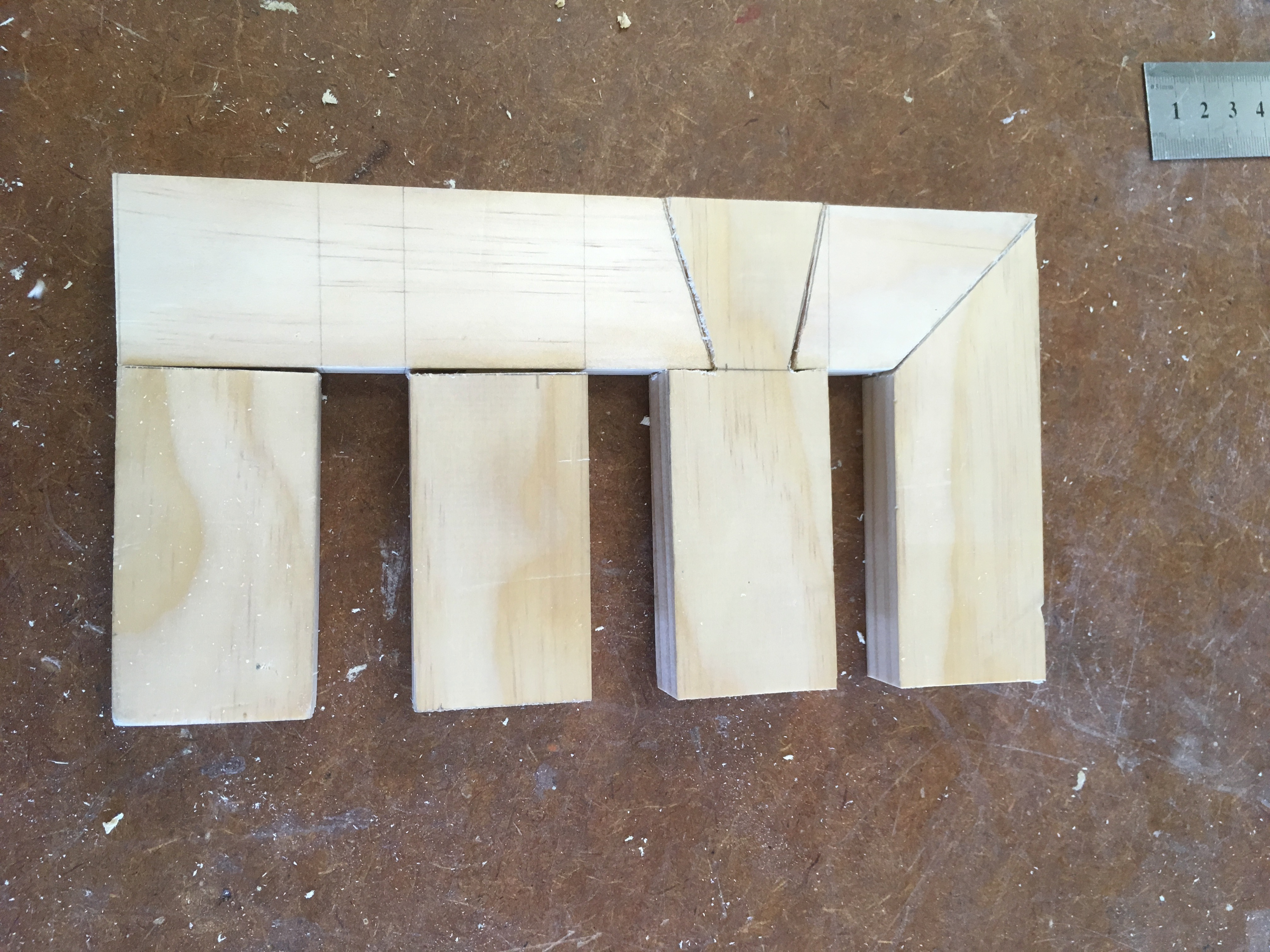 Picture of Wooden Practice Joints