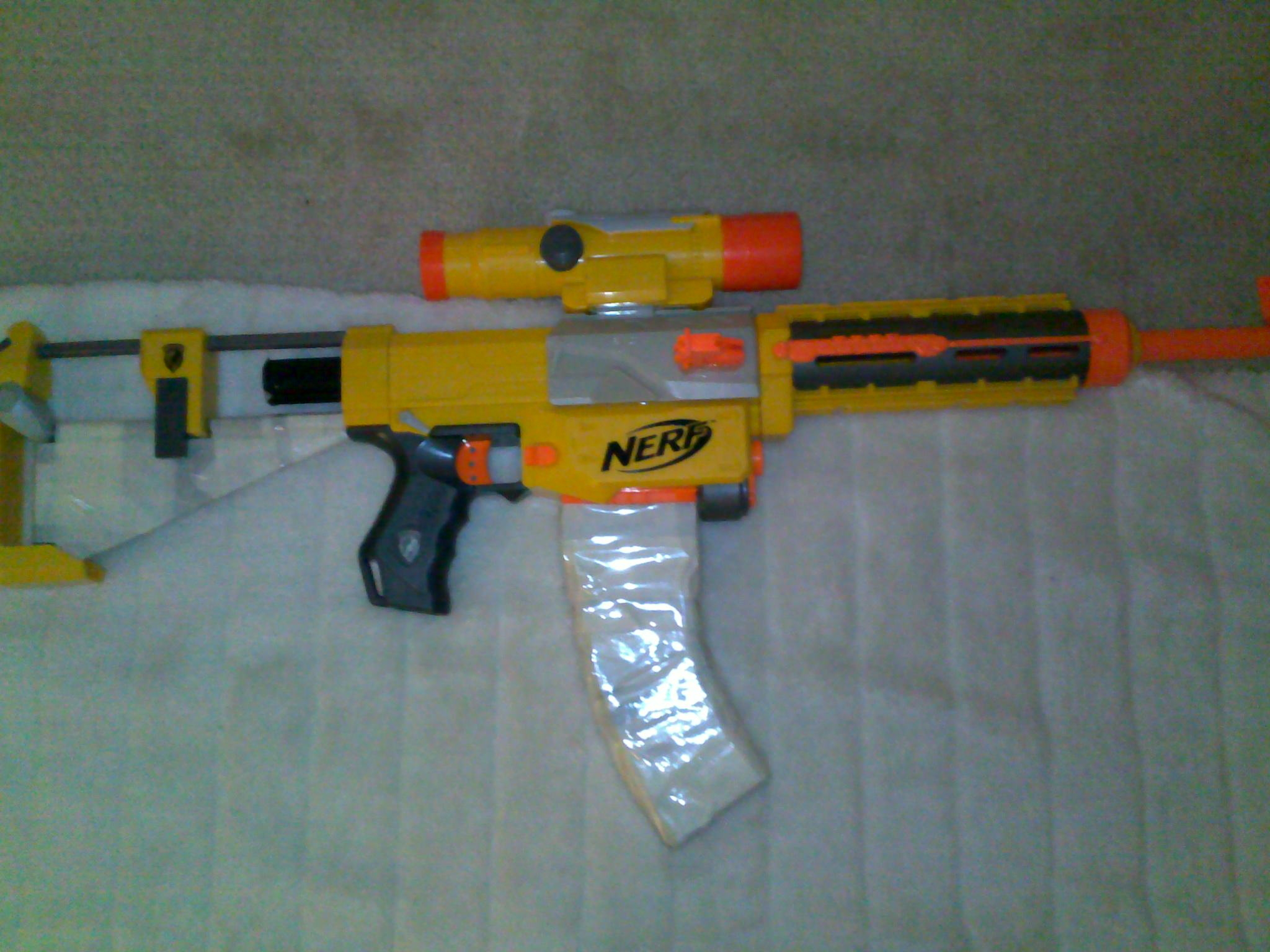 Picture of My Nerf Ak47