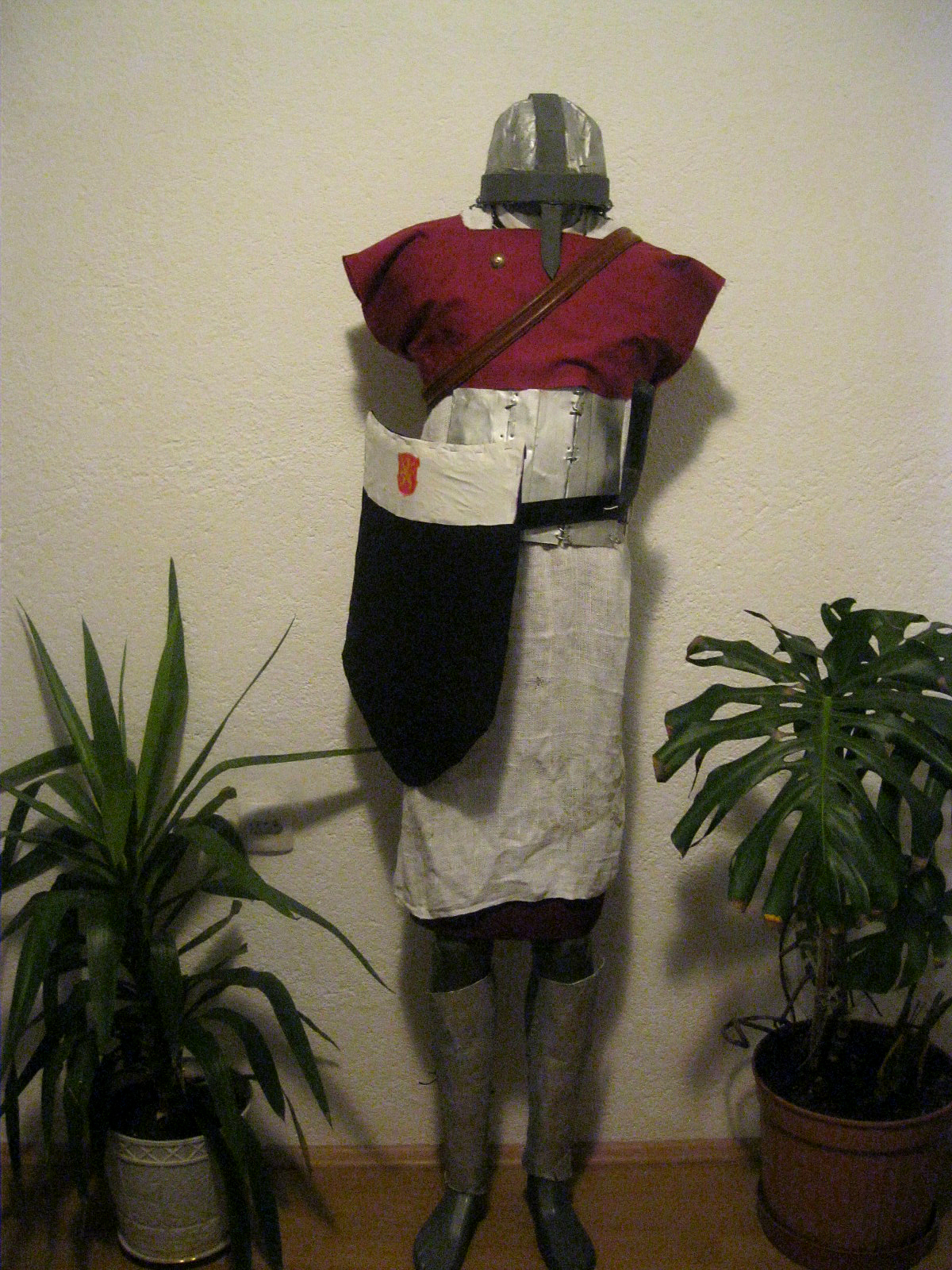 Picture of Homamade Medieval Clothes