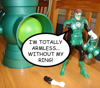 How to Fix a Broken Superhero (without Glue)