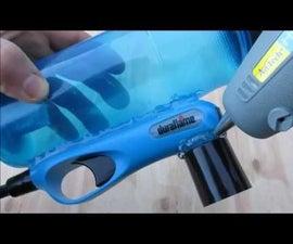 How to Make Paintball Gun