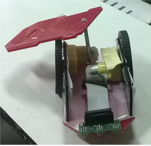 Attaching White Line Sensor and Increasing Height: