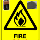 Easy Fire Starter Technique, using a single battery.
