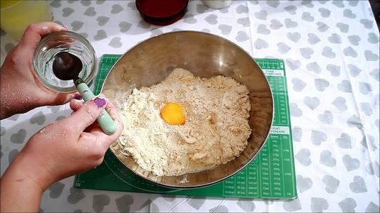 Dough - Step 2