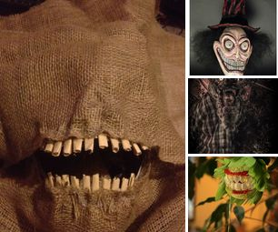 DIY Scary Halloween Projects