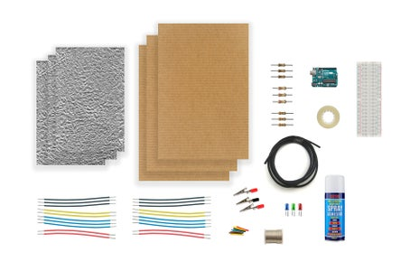 Required Tools & Materials