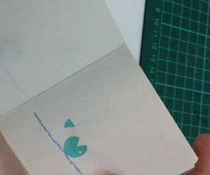 Animation Flipbook Using Silhouette Portrait Cutter