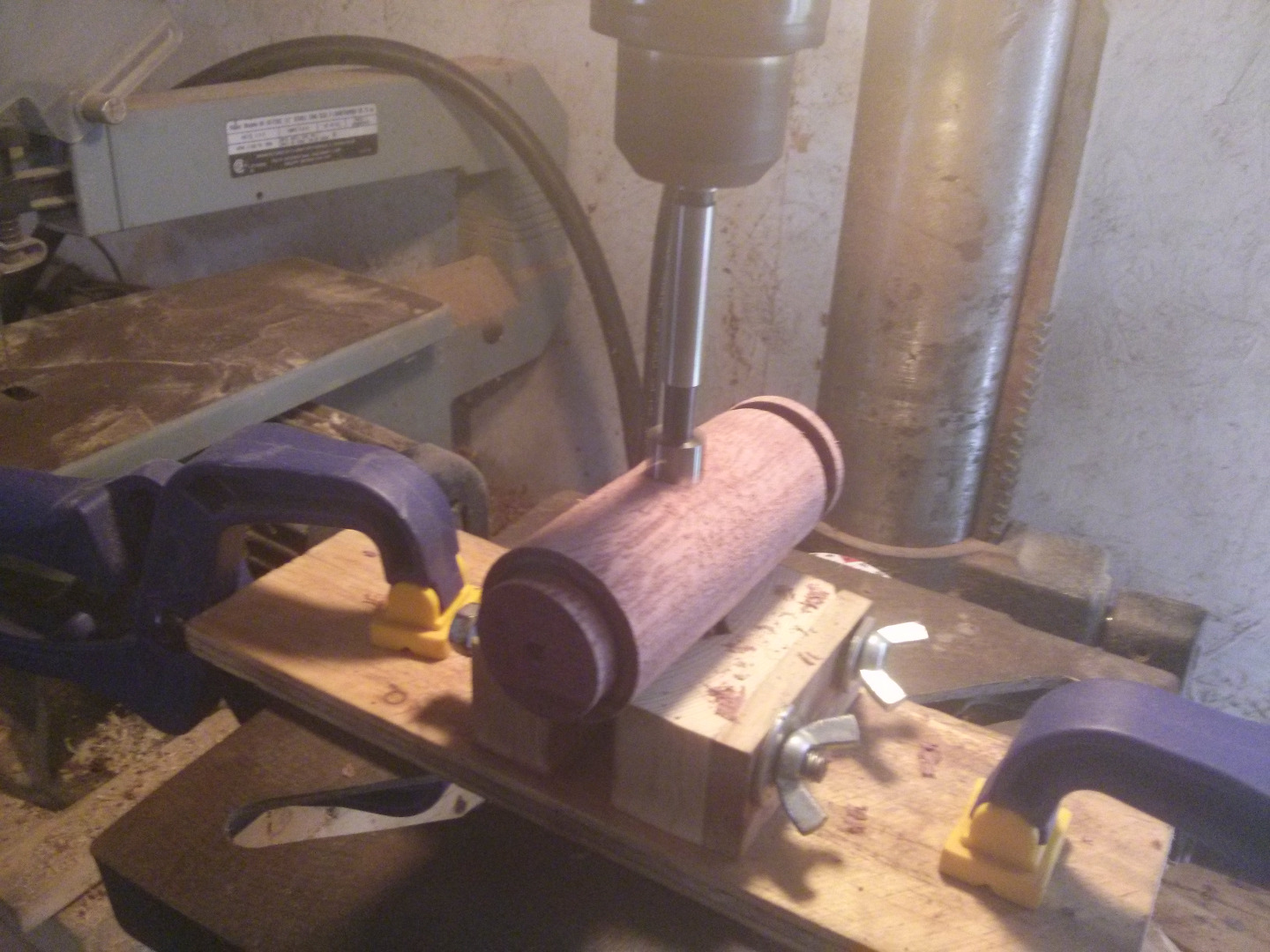 Picture of The Mallet Head - Tinners Mallet