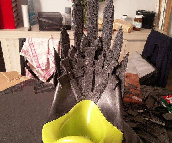 Game of Thrones - Potty Throne