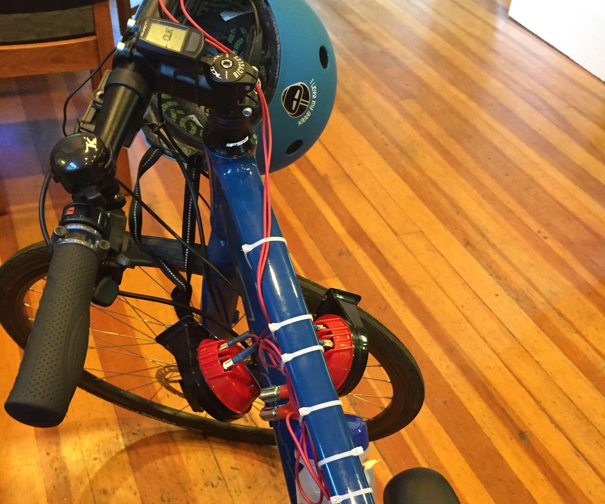 Loud Bike Horn  Car Horn