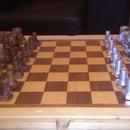 Cheap Steampunk Chess Set