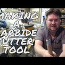 Carbide Woodturning Tool