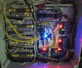 Hydroponics Blynk Monitor & Control System