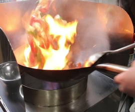 How to Make a Stainless Steel Wok Station / Fryer / Griddle