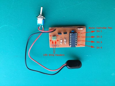 The Electronics - Circuit