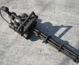 M134 Mini Gun