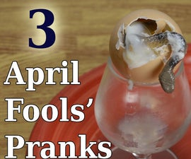 3 April Fools' Day Pranks