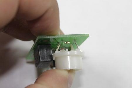 Sensor Socket - Solder In