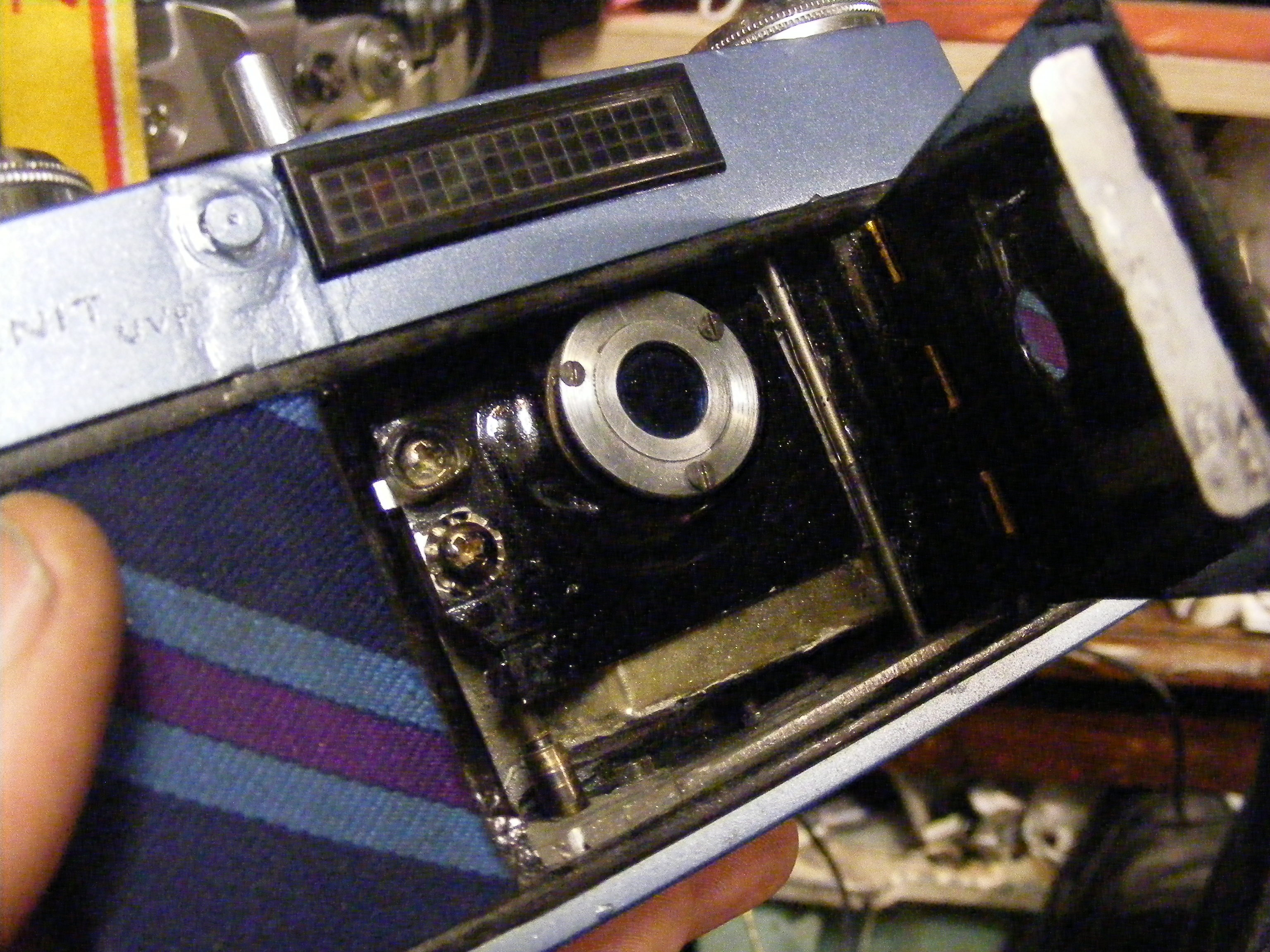 Picture of Pin Uv Cam With Meter