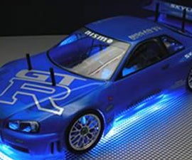 LED Ground effects kit for your car