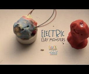 Electric Clay Monsters