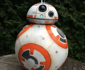 1:1 Scale Replica BB-8 Prop