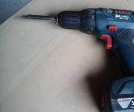 Bosch GSR1440 Cordless Drill Motor Repair