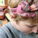 Cute and Sassy Headband Tutorial!! (Great for all hair lengths!)