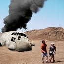 How to survive a vacation Plane Crash