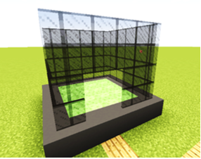 Picture of A Simple Trampoline Step 1: the Base